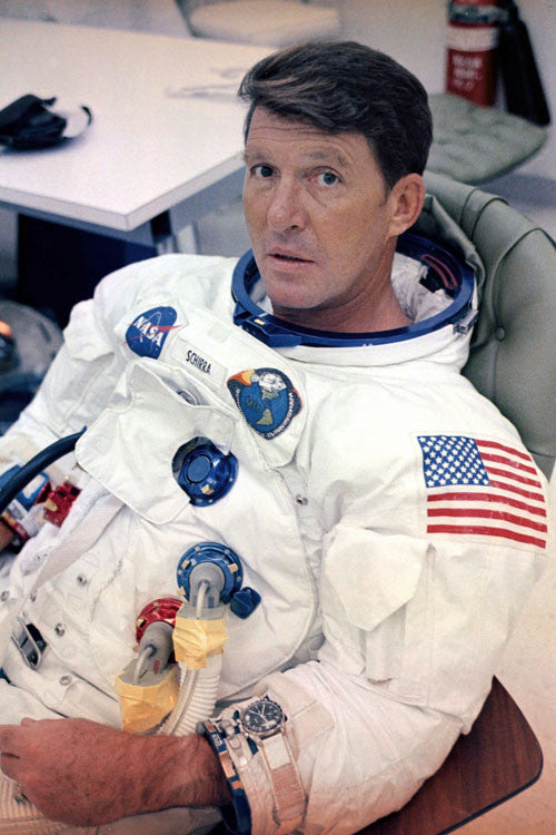 Apollo 7 Mission Commander