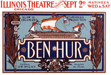 Ben Hur at Illinois Theater