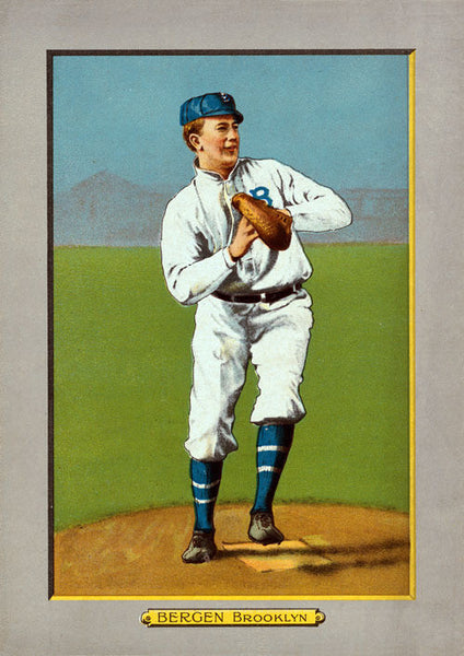 Bill Bergen: Brooklyn Dodgers
