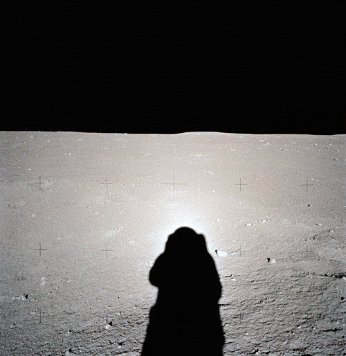Buzz Aldrin's Shadow