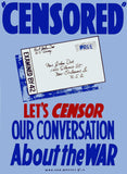 Let's Censor Our Conversation