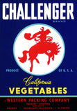 Challenger Brand Vegetables