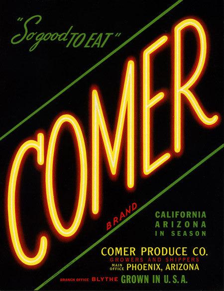 Comer Produce