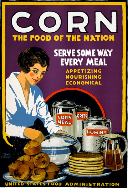 Corn: the Food of the Nation poster