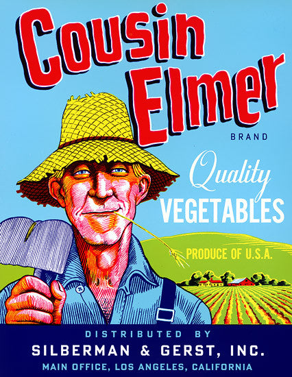 Cousin Elmer Quality Vegetables