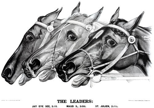 The Leaders: Currier & Ives
