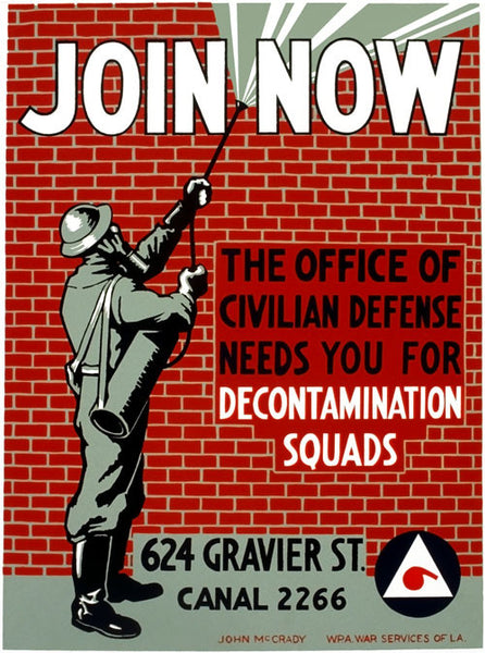 Decontamination Squads