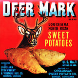 Deer Mark Sweet Potatoes