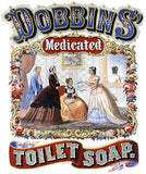 Dobbins' Medicated Toilet Soap