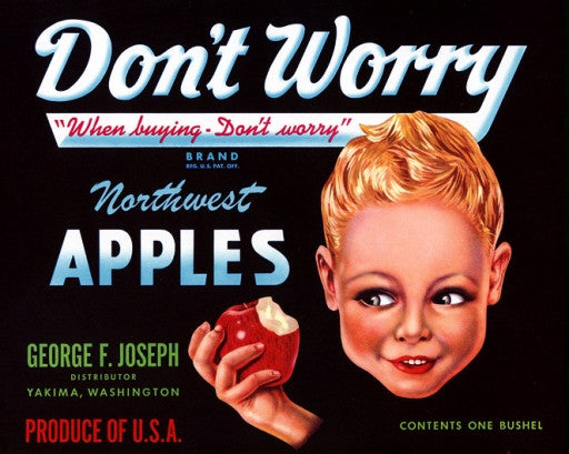 Don't Worry Apples