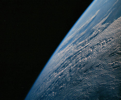 Earth from Apollo 7
