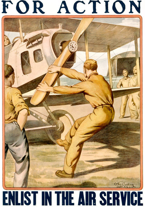 Enlist in the Air Service