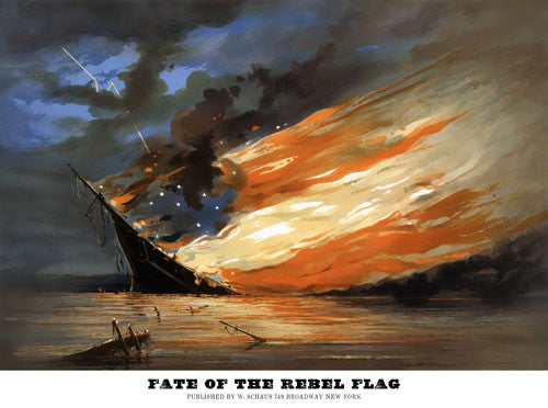 Fate of the Rebel Flag