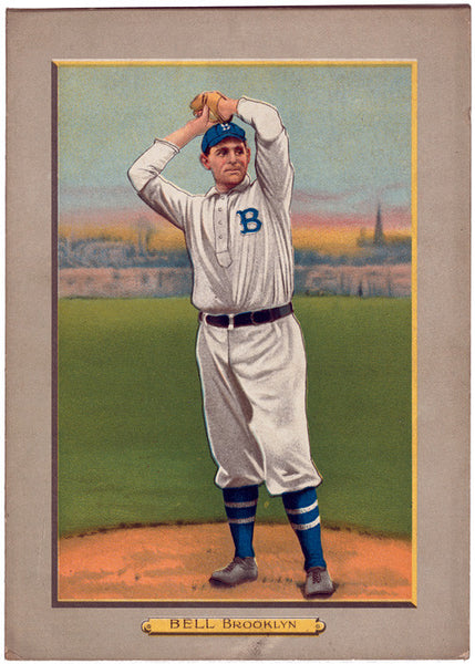 George Bell: Brooklyn Dodgers