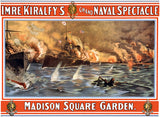 Imre Kiralfy's Grand Naval Spectacle