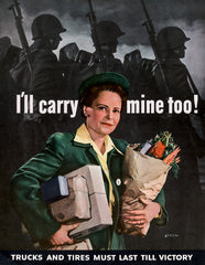 I'll Carry Mine Too!