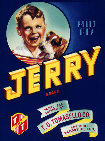 Jerry Brand Fruit