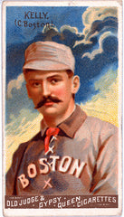 King Kelly: Boston Beaneaters