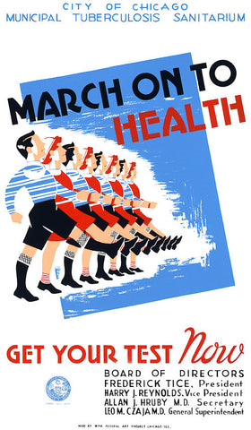 March on to Health