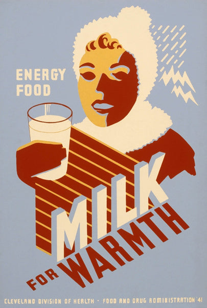 Milk For Warmth