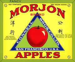 Morjon Fancy Apples