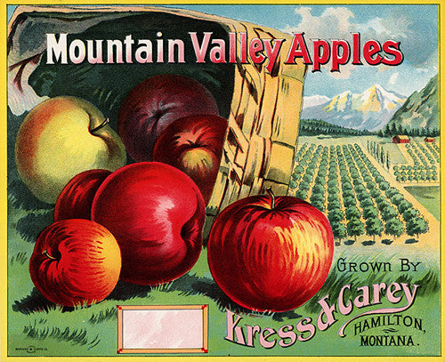 Mountain Valley Apples