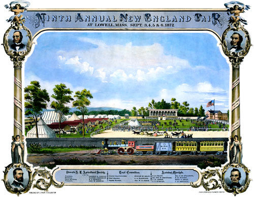 Ninth Annual New England Fair