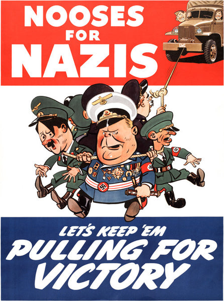 Nooses for Nazis