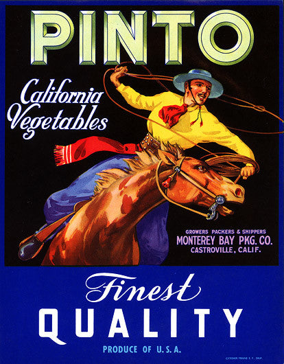Pinto California Vegetables