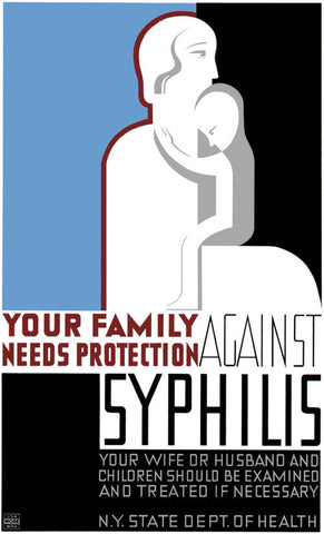 Protection Against Syphilis