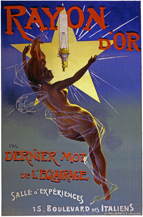 Rayon d'Or Advertisement