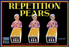 Repetition Pears