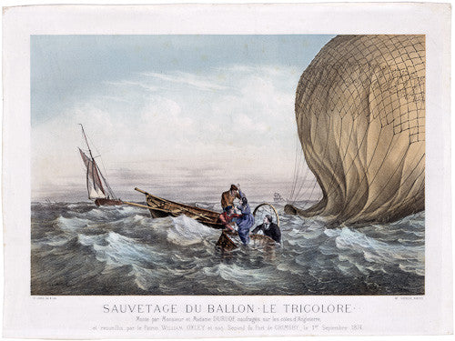 Rescue of the Balloon
