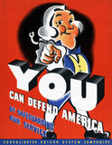 You Can Defend America