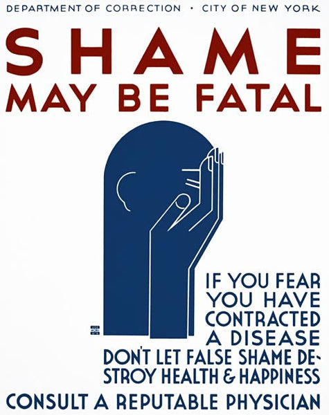 Shame May Be Fatal Vintagraph Prints