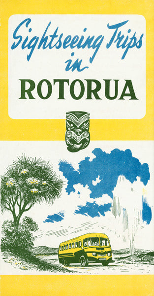 Sightseeing Trips in Rotorua Vintage Travel