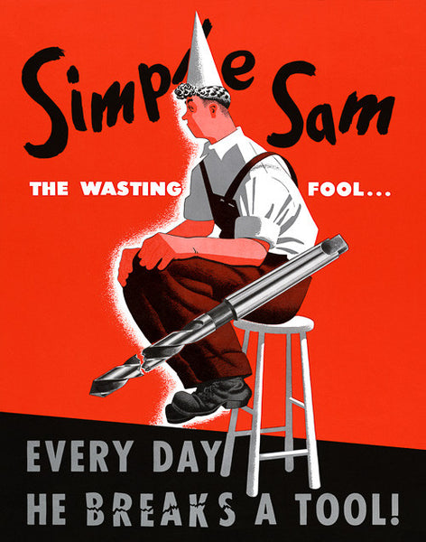 Simple Sam the Wasting Fool