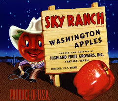 Sky Ranch Apples