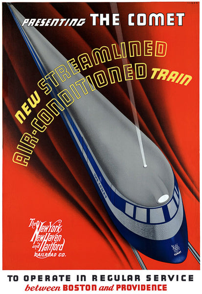 The Streamlined Comet