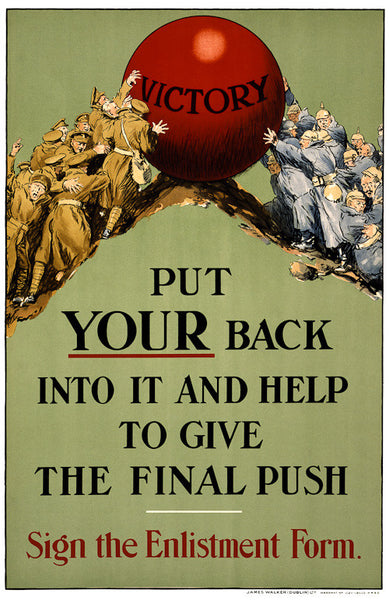 The Final Push for Victory