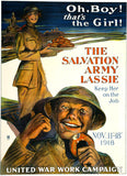 The Salvation Army Lassie