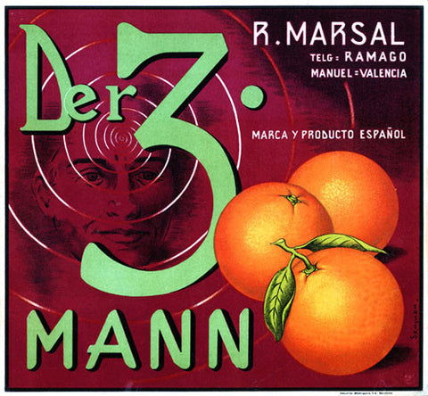 Third Man Oranges