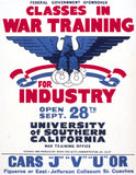 Classes in War Training
