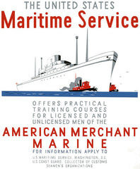 The United States Maritime Service