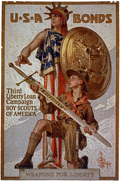 USA Bonds: J. C. Leyendecker