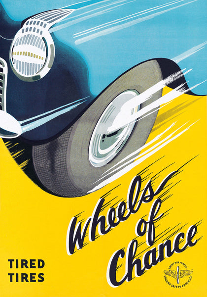 Wheels of Chance: Tired Tires