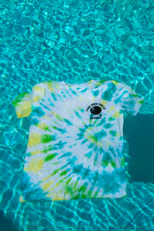 Unisex Tie Dye Short Sleeve - $5 per shirt donated to Point of Pride