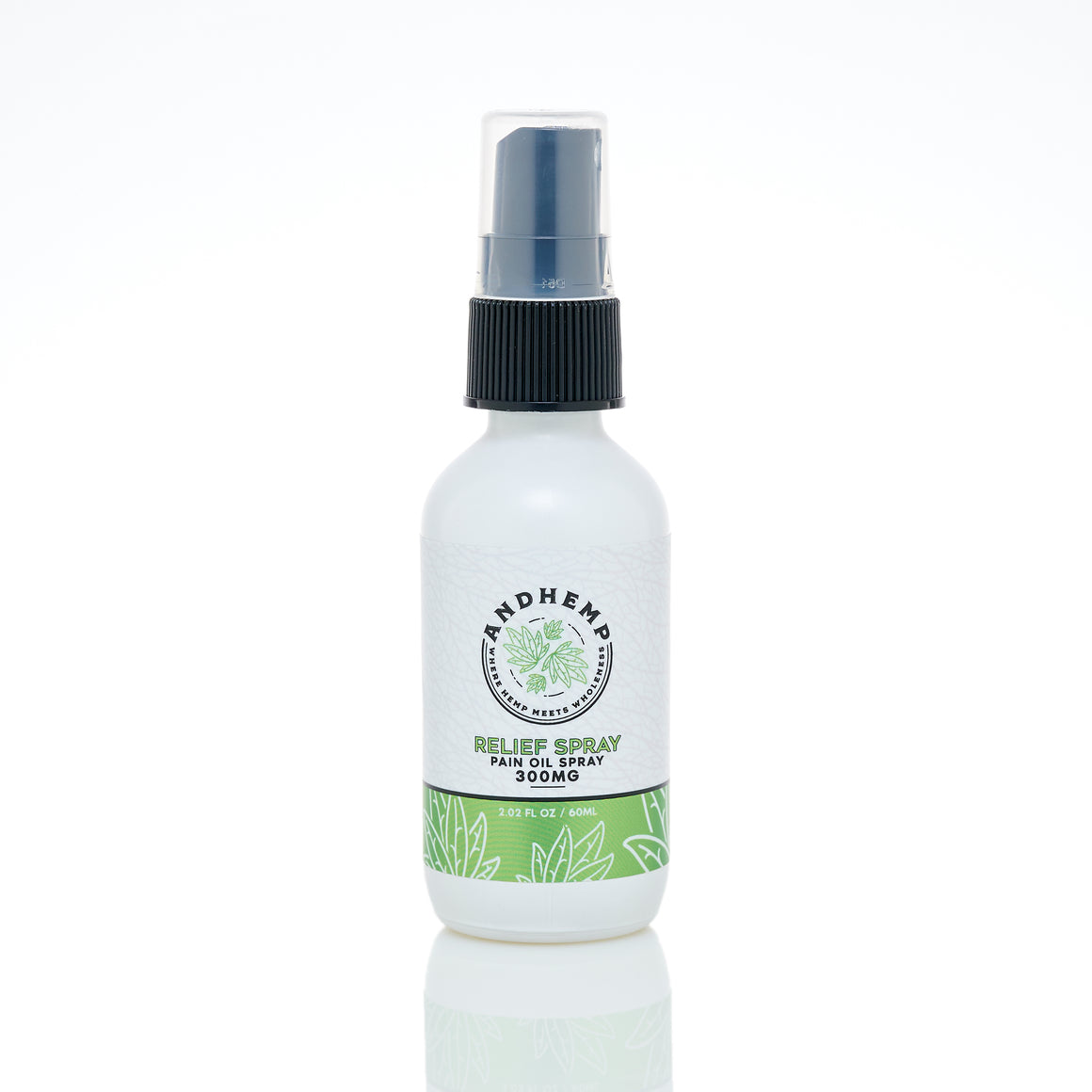 AndHemp Topical Relief Oil Spray