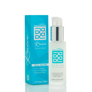 Cannatera Revive Serum