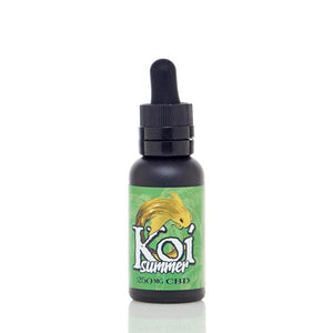 Koi CBD Vape - Summer Fuji Apple